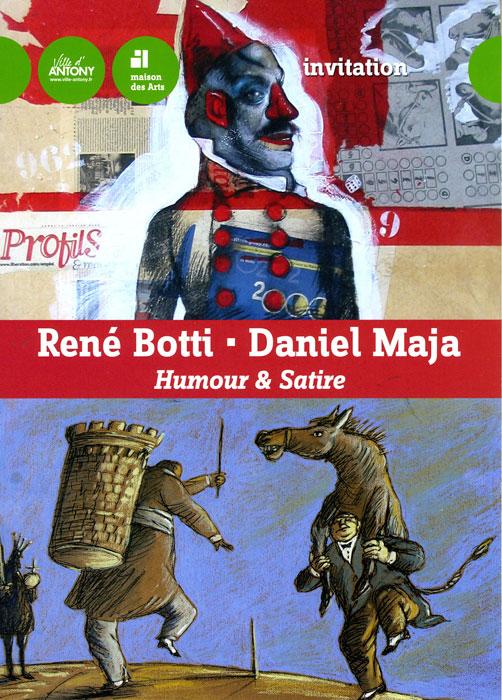 Rene Botti - Daniel Maja