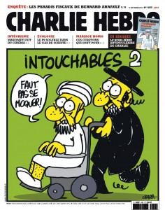 Charlie Hebdo - Intouchables 2