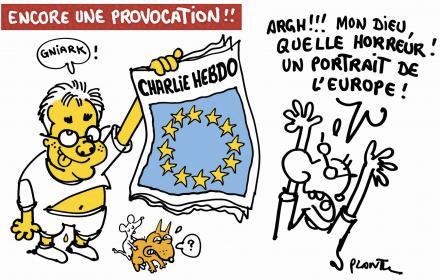 """Dessin de Plantu paru dans """"Le Monde"""""""