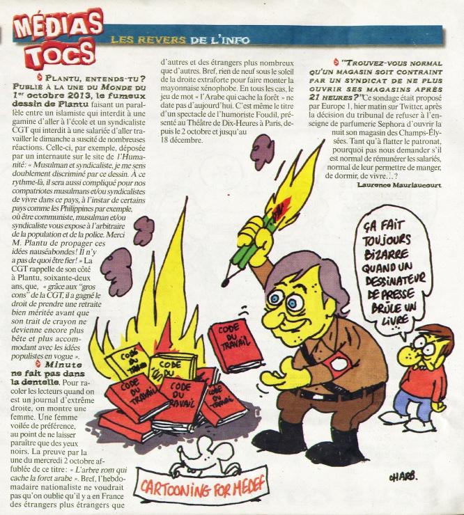 Médias, Télévision d'Etat, Propaganda Staffel - Page 7 CoupureHuma2