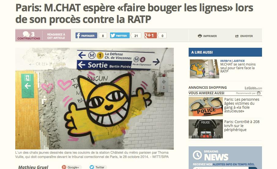 Chat-RATP