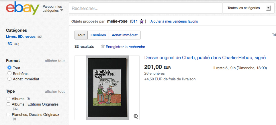 Charb-eBay