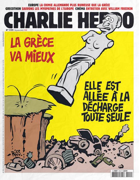 Charlie Hebdo 1199