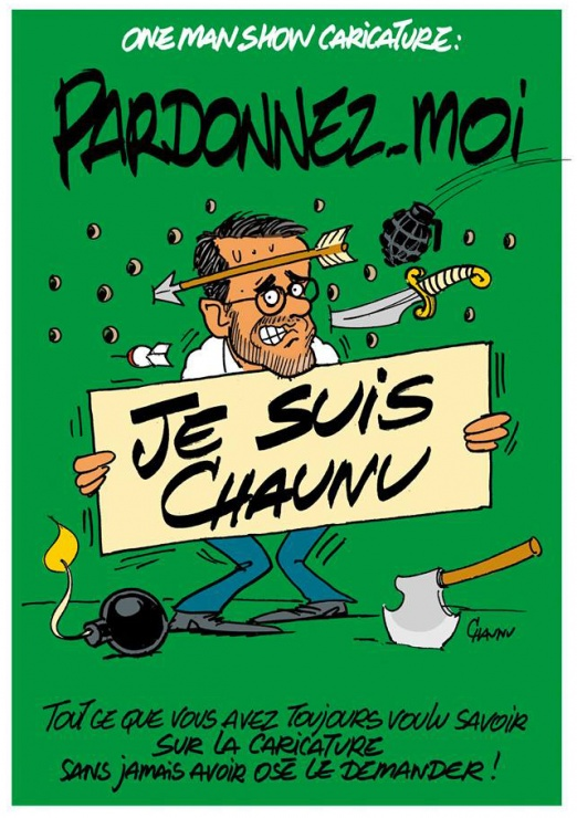 Chaunu spectacle