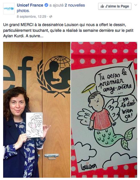 Louison Unicef