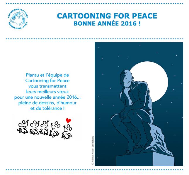 Cartooning 2016