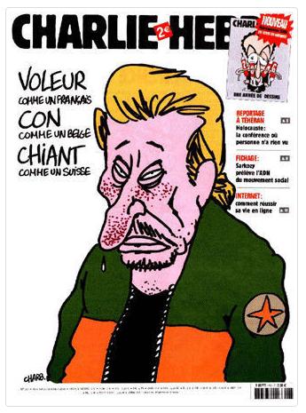 Halliday Charb
