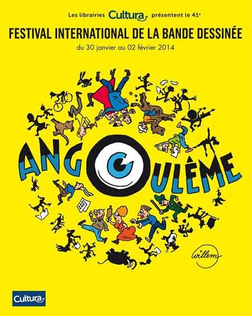 Affiche-Salon-bande-dessinee-angoulemes-2014-Willem