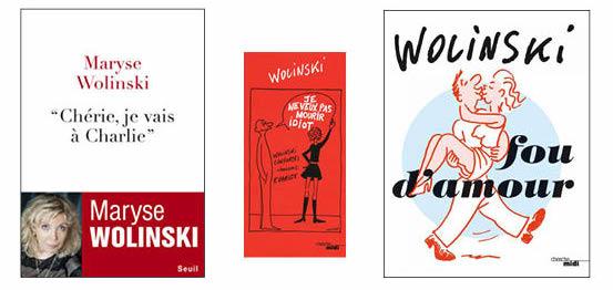 Livres Wolinski