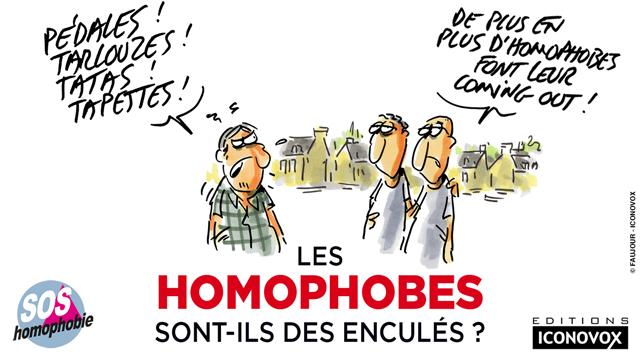 Les homophobes sont-ils des enculés ?