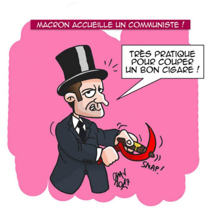 Xav Macron