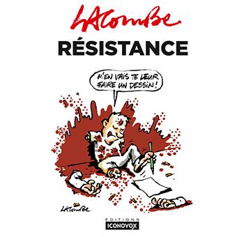 Le nouveau livre Résistance de LACOMBE
